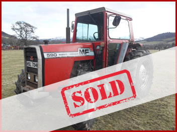 Classic Tractors for sale by Drum Farm Tractors
